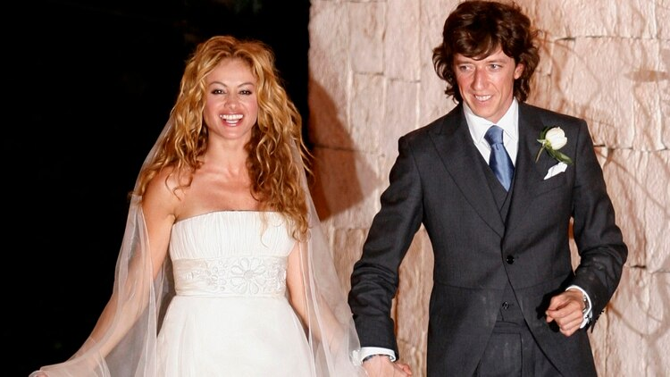 La cantante y el empresario empezaron a salir a mediados de 2005 (Foto: REUTERS/Henry Romero)