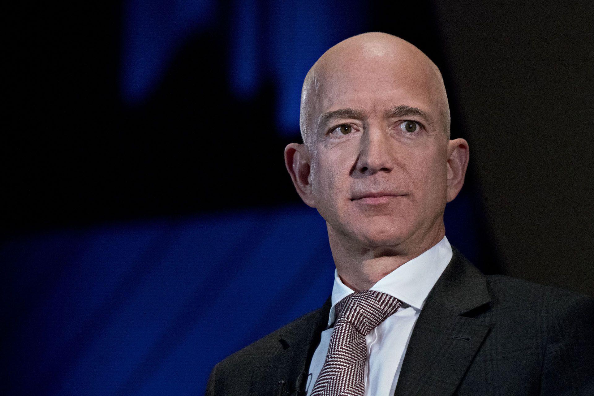 Jeff Bezos, dueño de Amazon, el hombre más rico del mundo. (Foto: Archivo)
