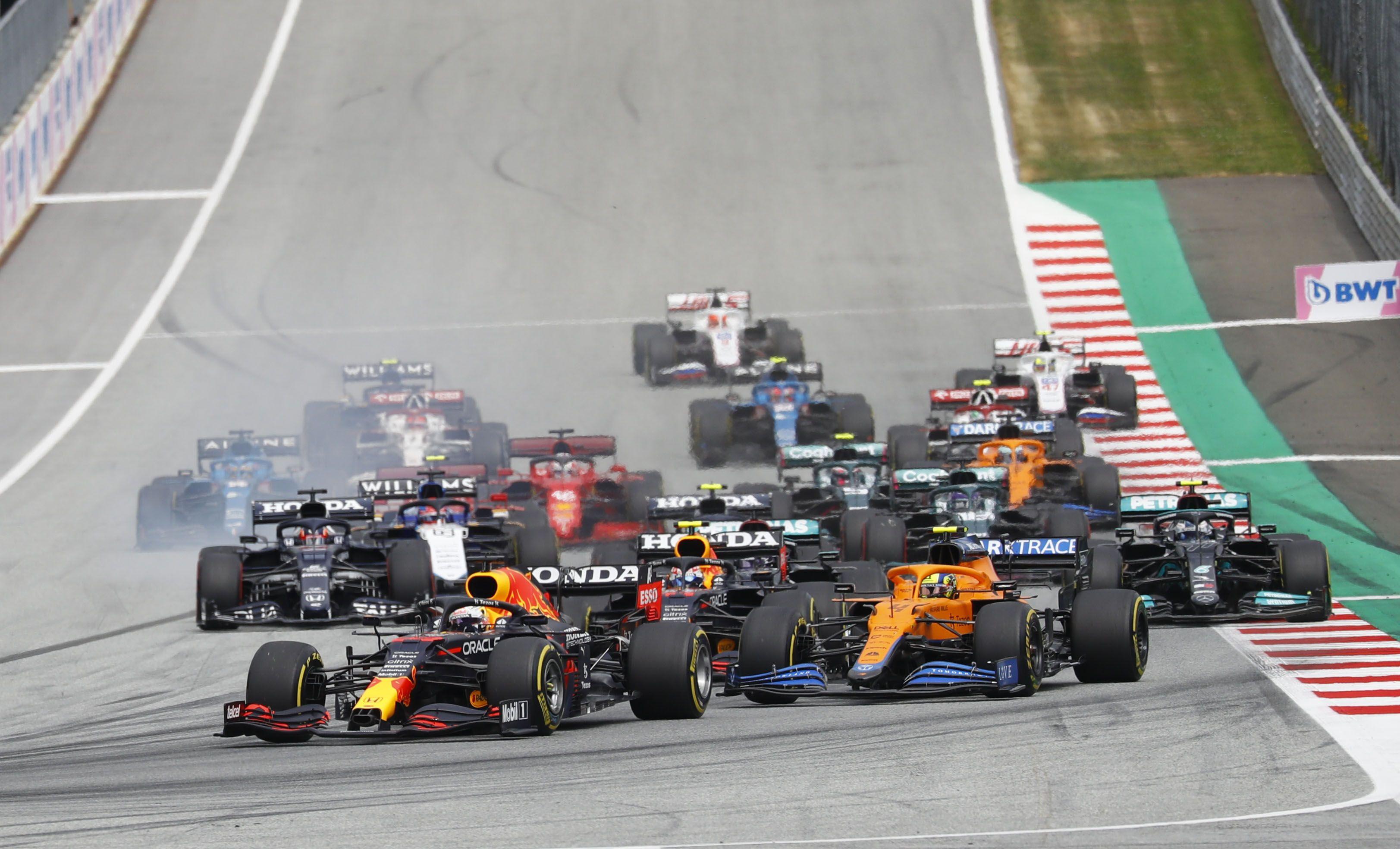 Por primera vez en sus 71 años de historia la Fórmula 1 disputará una carrera sprint, que será el sábado (REUTERS/Leonhard Foeger)