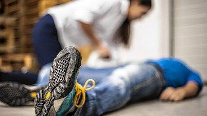 Las crisis epilépticas son episodios de alteración de la actividad eléctrica del cerebro (OMS)