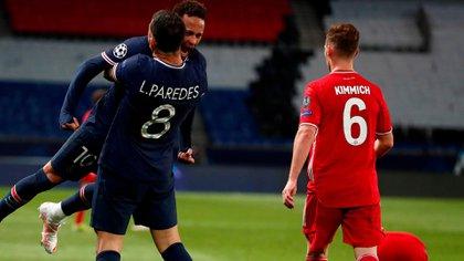 La frase de Neymar sobre su polémica celebración tras la clasificación en Champions League que despertó las críticas