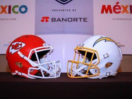 La NFL se mantendrá en la Ciudad de México durante tres años más. (Foto: Twitter)