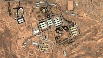 La primera explosión ocurrió cerca del complejo militar Parchin