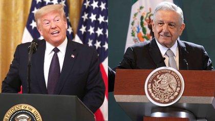 La reunión de ambos presidentes norteamericanos se llevará a cabo el 8 y 9 de julio (Foto: EFE/ Reuters)