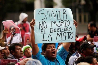 A pesar del asesinato de Flores Soberanes, AMLO dio marcha a la consulta popular sobre el PIM (Foto: REUTERS/Daniel Becerril)