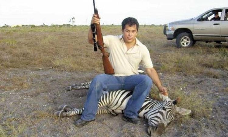 Heriberto Lazcano murió en una persecución vs. militares (Foto: Especial)
