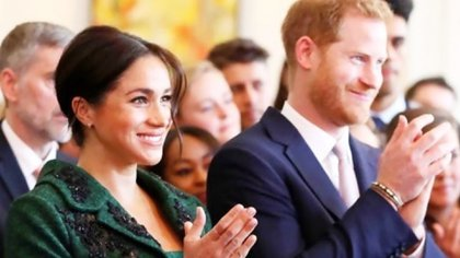 Duques de Sussex (Foto: Intagram – @sussexroyal)
