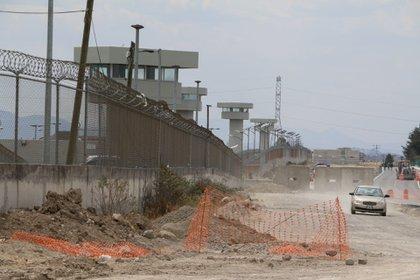 Abarca se encuentra en el penal del Altiplano (Foto: Saúl López/ Cuartoscuro)