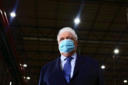 Ginéz González García. REUTERS/Matias Baglietto/File Photo