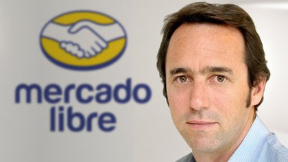 Marcos Galperín, CEO y fundador de Mercado Libre