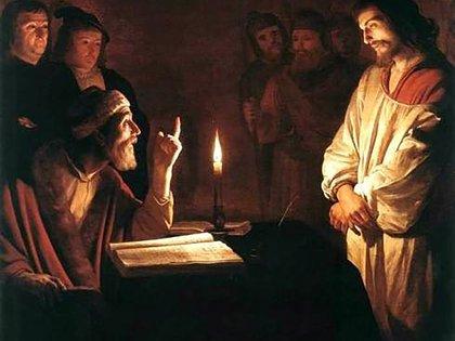 Jesús ante el Sanedrín