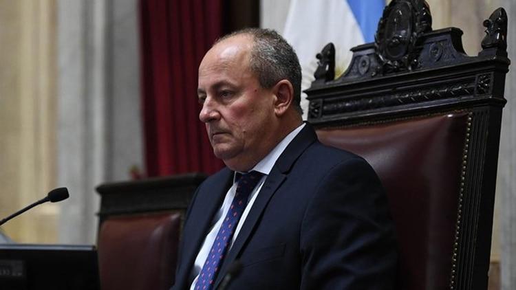 El senador Juan Carlos Marino