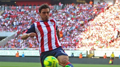 Oswaldo Alanís, de vuelta en Chivas(Foto: Cuartoscuro)