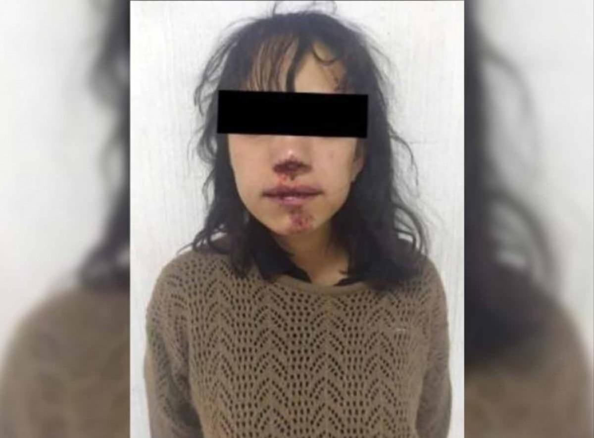 Intentó robar a un bebé de una mujer indígena que vendía dulces afuera del Metro
