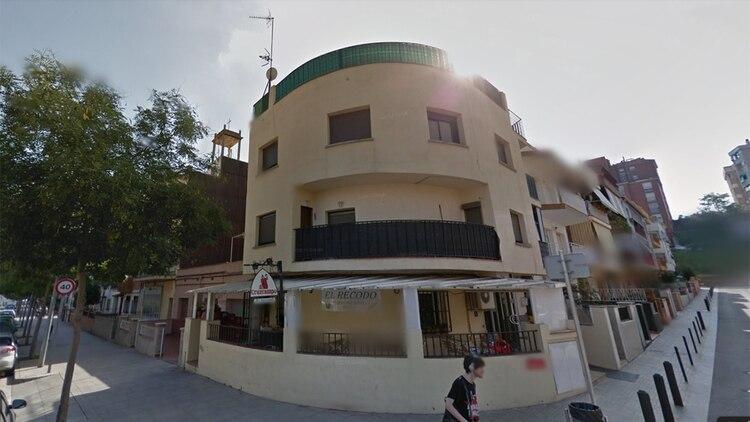 La víctima era la dueña de este bar, ubicado entre las ciudades de Gavá y Viladecans