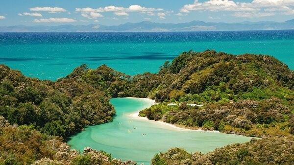 """""""El lugar más alejado con el ambiente más seguro"""", describió a su país el ex primer ministro de Nueva Zelanda John Key. (Getty)"""