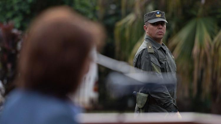 La Gendarmería estará a cargo del Servicio Cívico Voluntario (Adrián Escandar)