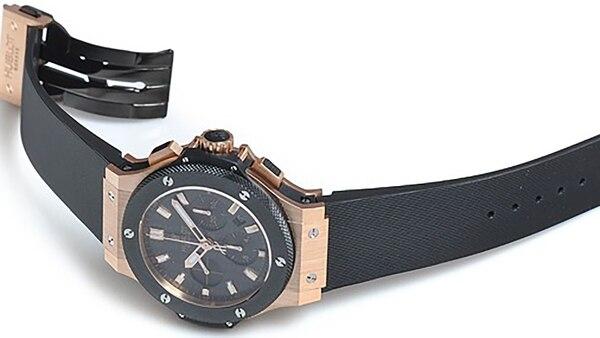 El reloj que le regaló de Diego Maradona a Nicolás Maduro por el cierre de campaña