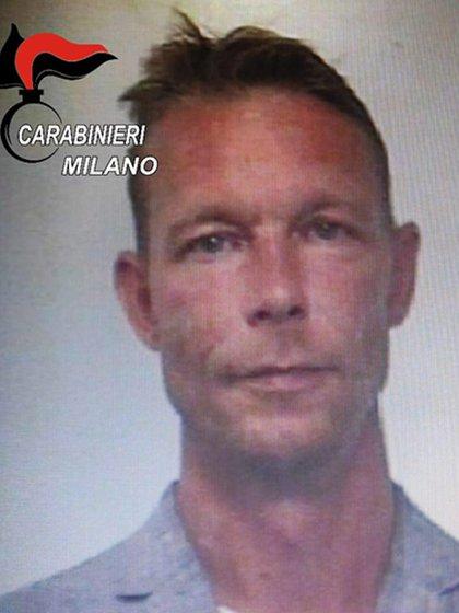 Imagen de la policía italiana (EFE)
