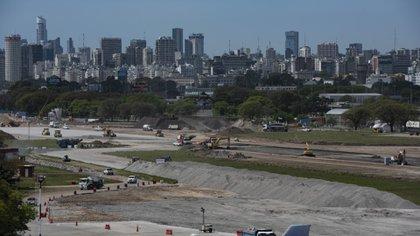 Las obras en la pista de la terminal porteña demandarán una inversión total de unos $5.000 millones
