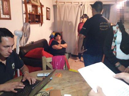 La mujer detenida, de 42 años