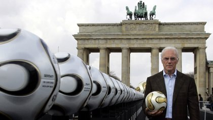 El alemán tuvo un escándalo por corrupción y quedó fuera de carrera (Reuters)
