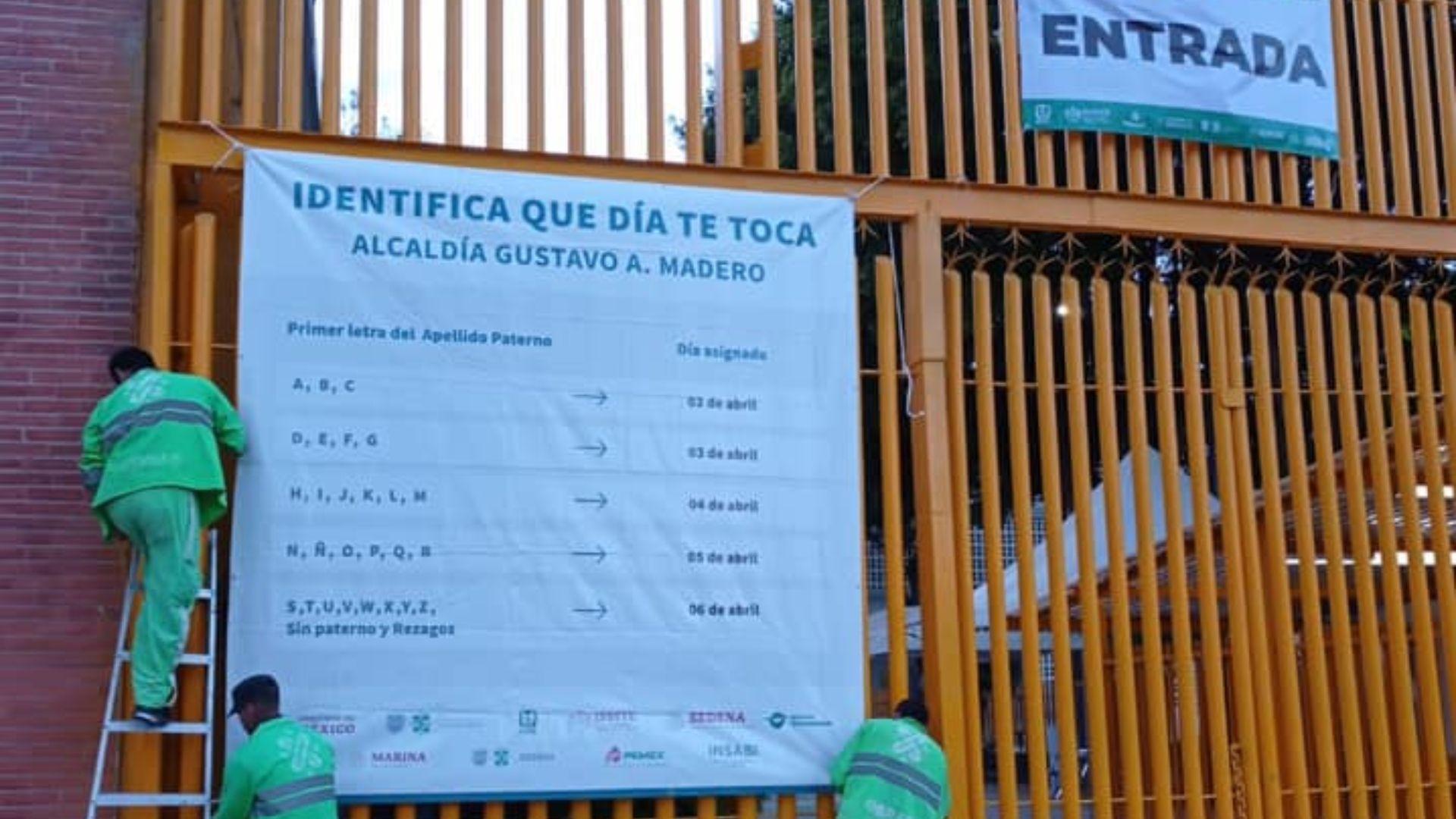 UNAM - Vacuna COVID - CDMX