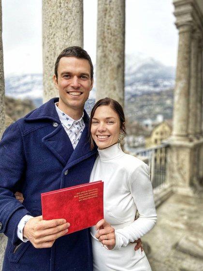 La boda de Laura Laprida