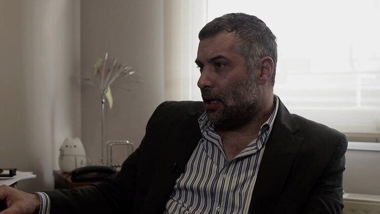 Fernando Lapadula, abogado al que consultó otro contratista por presunto abuso
