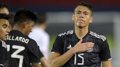 México pudo ganar en el segundo tiempo frente a la selección de Japón (Foto: Jake Roth/USA TODAY Sports)