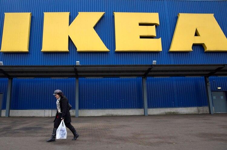Un local de IKEA en Londres (REUTERS/Neil Hall/File Photo)