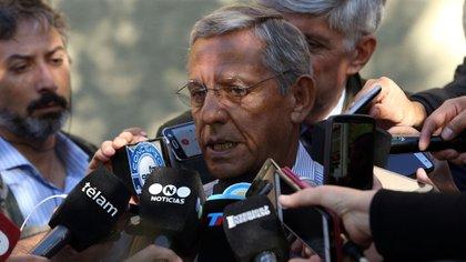 """Horacio """"Pechi"""" Quiroga murió esta madrugada (Fabian Ceballos)"""