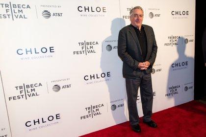 El actor estadounidense y cofundador del Festival de Tribeca, Robert De Niro. (Efe)