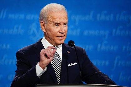 En la imagen, el presidente electo de EE.UU., Joe Biden. EFE/Jim Lo Scalzo/Archivo