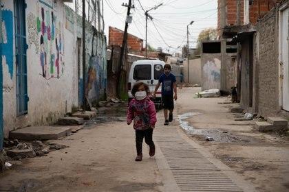 Son más de 1500 los casos de coronavirus en las villas de la Ciudad de Buenos Aires (Franco Fafasuli)
