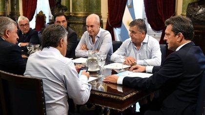 Los legisladores de JxC afirmaron que hace 27 días que Sergio Massa no se comunica con ellos