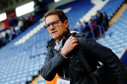 Fabio Capello le recomendó al argentino quedarse en el Inter (Reuters / Darren Staples)