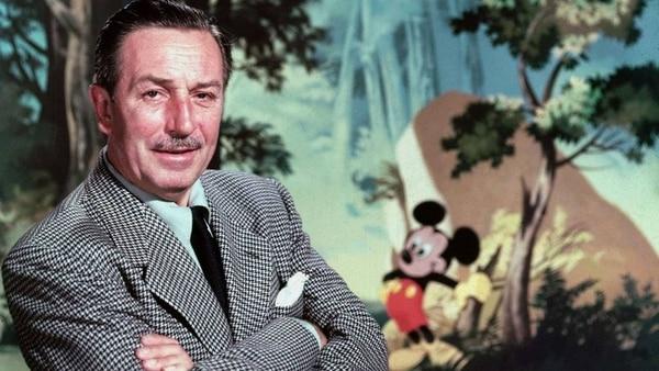 Walt Disneyno retomó la amistadcon Ub Iwerks, a quien se considera cocreador del ratón. (Disney)