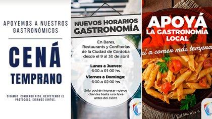 ¿Cenar de día?: por las restricciones, los restaurantes lanzaron una ola de descuentos para quienes quieran comer más temprano