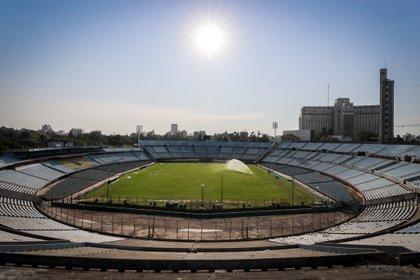 Panorámica del estadio Centenario en Montevideo, Urguay (EFE)