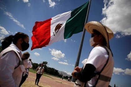 El subsecretario López-Gatell dijo que se debe revisar como se han dado los casos de coronavirus en otros países para notar que en México la pandemia a reaccionado de forma similar (Foto: REUTERS / Jose Luis González)