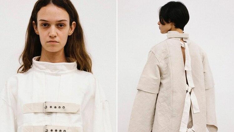 Para Gucci las prendas simbolizan a la moda como una forma de poder que limita la vida y elimina la libre expresión (Gucci)