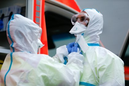 Se registran más de 230.000 casos de coronavirus en el mundo (REUTERS/Thilo Schmuelgen)