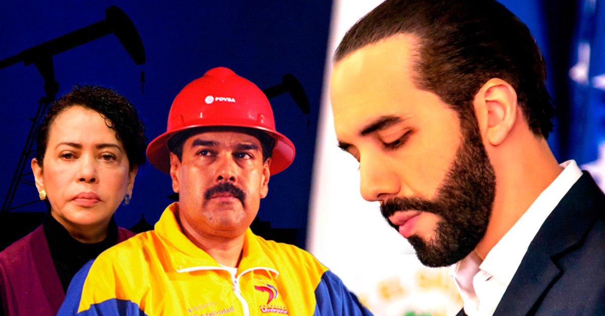 Cómo una red de lavado de dinero del régimen de Maduro ayudó a Nayib Bukele  a llegar a la presidencia de El Salvador - Infobae