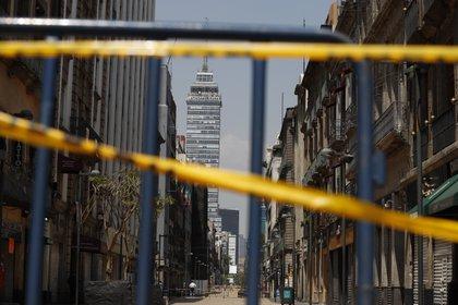Con los datos recolectados por las autoridades capitalinas se podrá identificar en qué zonas de la ciudad y en qué horarios del día cambia la afluencia de personas (AP Photo/Rebecca Blackwell)