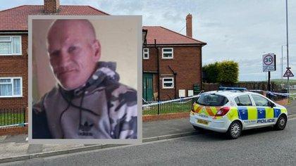 Sean Mason, de 55 años, fue asesinado a los golpes por narcos. Foto tomada de sunderlandecho.com