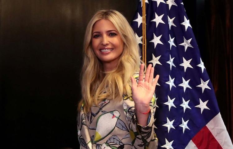 Ivanka Trump mostró a su nueva mascota