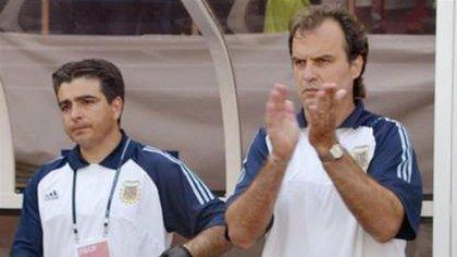 """""""Marcelo Bielsa fue uno de los mejores entrenadores que tuve"""", aseguró D'Alessandro"""