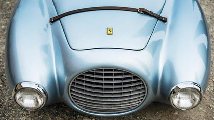 """El Ferrari 166 MM/212 Export """"Uovo"""" le ganó en 1953 al mismísimo Juan Manuel Fangio"""