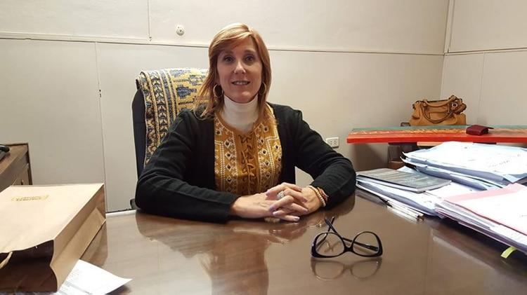 Fabiana Pochettino, fiscal de Deán Funes, Córdoba